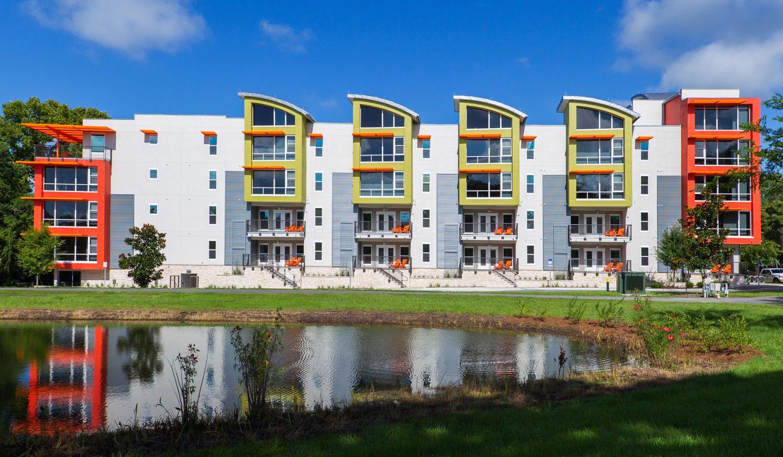 Savion Housing Construction Site Luxury Apartments Cool Apartments Gainesville