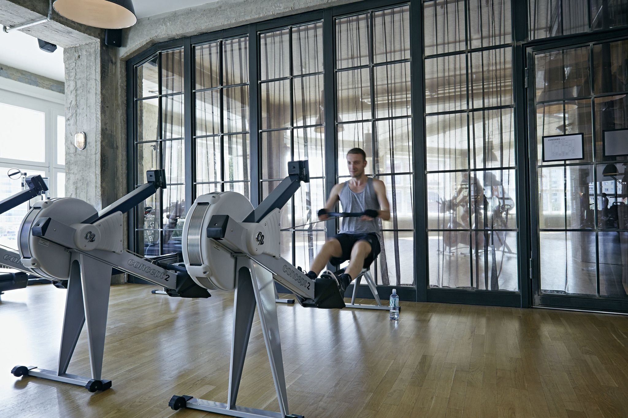 Soho House Amsterdam Soho House Gym Architectural Designs