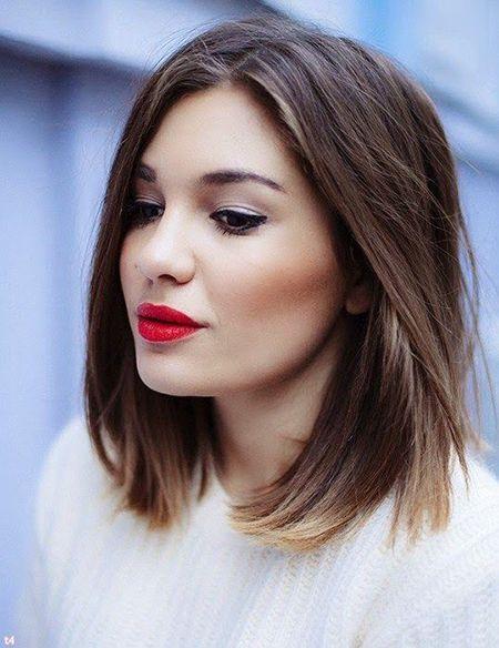 Imagen Cabello Lacio Peinados En 2018 Pinterest Cabello - Peinados-pelo-corto-liso