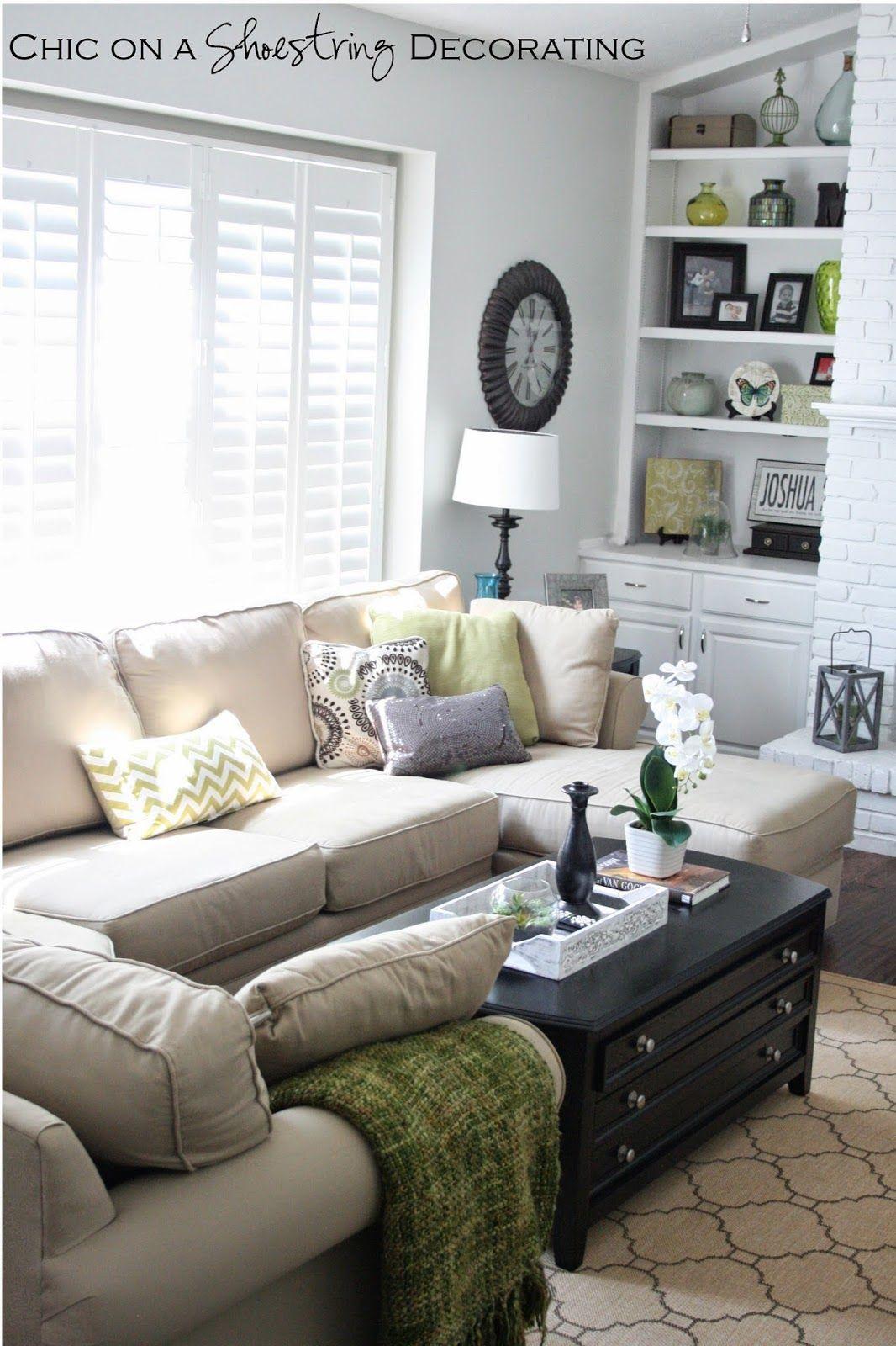 Client Living Room Makeover Reveal  Living Rooms Decorating And Magnificent Living Room Makeover Decorating Design