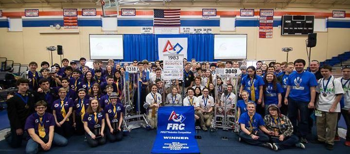 """Issaquah High on Twitter: """"Issaquah Robotics gets first place in their alliance at this past weekend's competition. Nice job team! http://t.co/lUbzGYiqw0"""""""