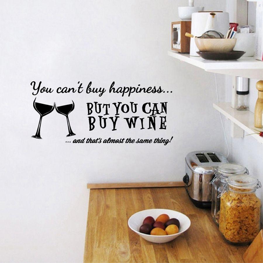 Usted No Puede Comprar La Felicidad, Pero Usted Puede Comprar Vino ...