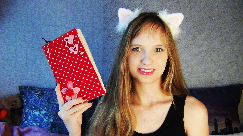 Как сделать Личный Дневник? How to make your Diary?