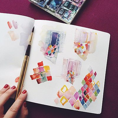 3 Favorite Watercolor Sketchbooks Watercolor Sketchbook
