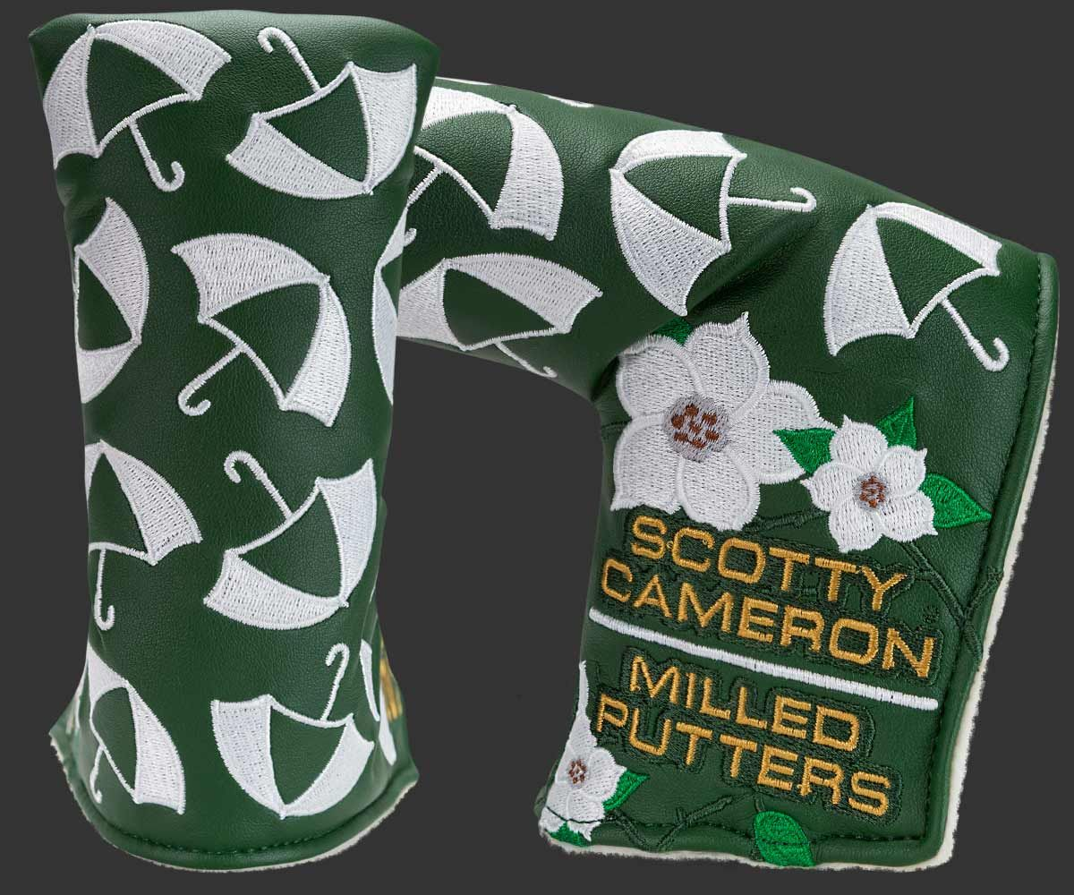 Masters 2017 Scotty Cameron Putter Cover Coming soon
