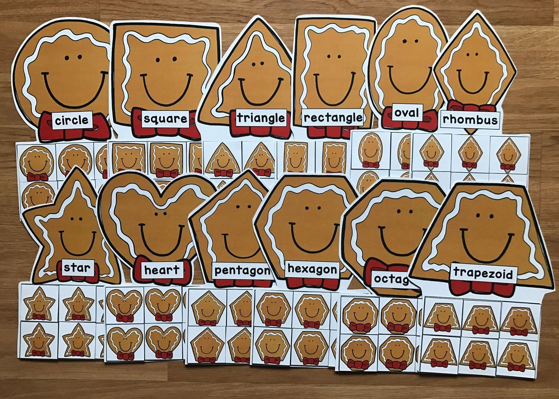 Gingerbread Man Coloring Page Fresh Gingerbread Man Shapes