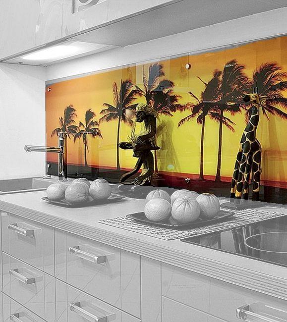 Vidrio laminado impreso | kitchens | Pinterest