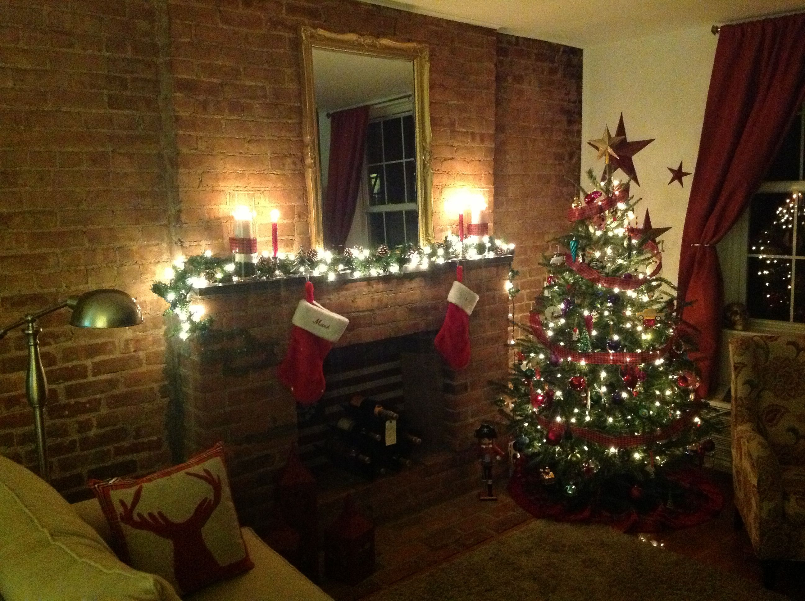 Melissa and Mark Beards NYC apartment is all decked out for