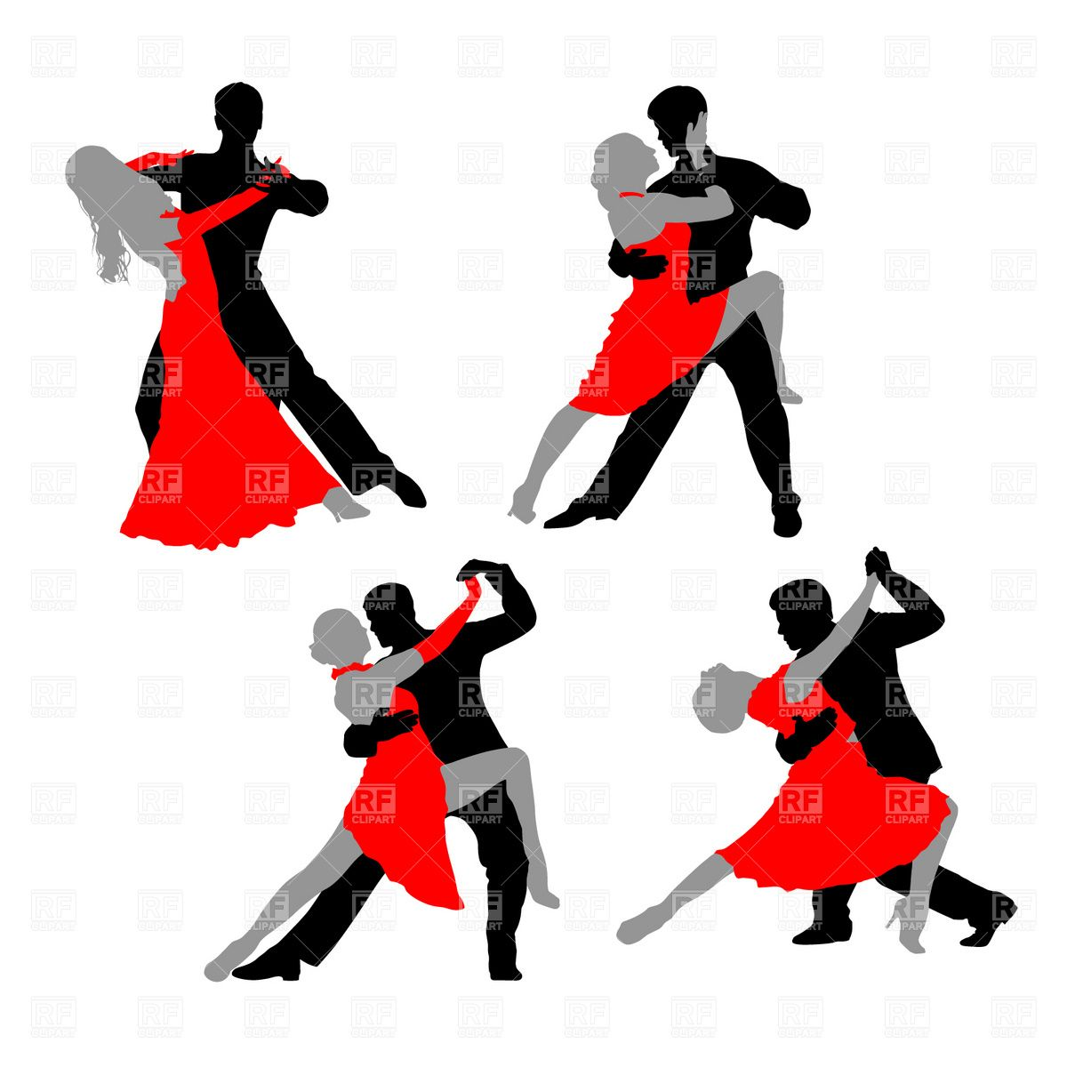 This is a picture of Eloquent Balllroom Dancing Refrence Drawing