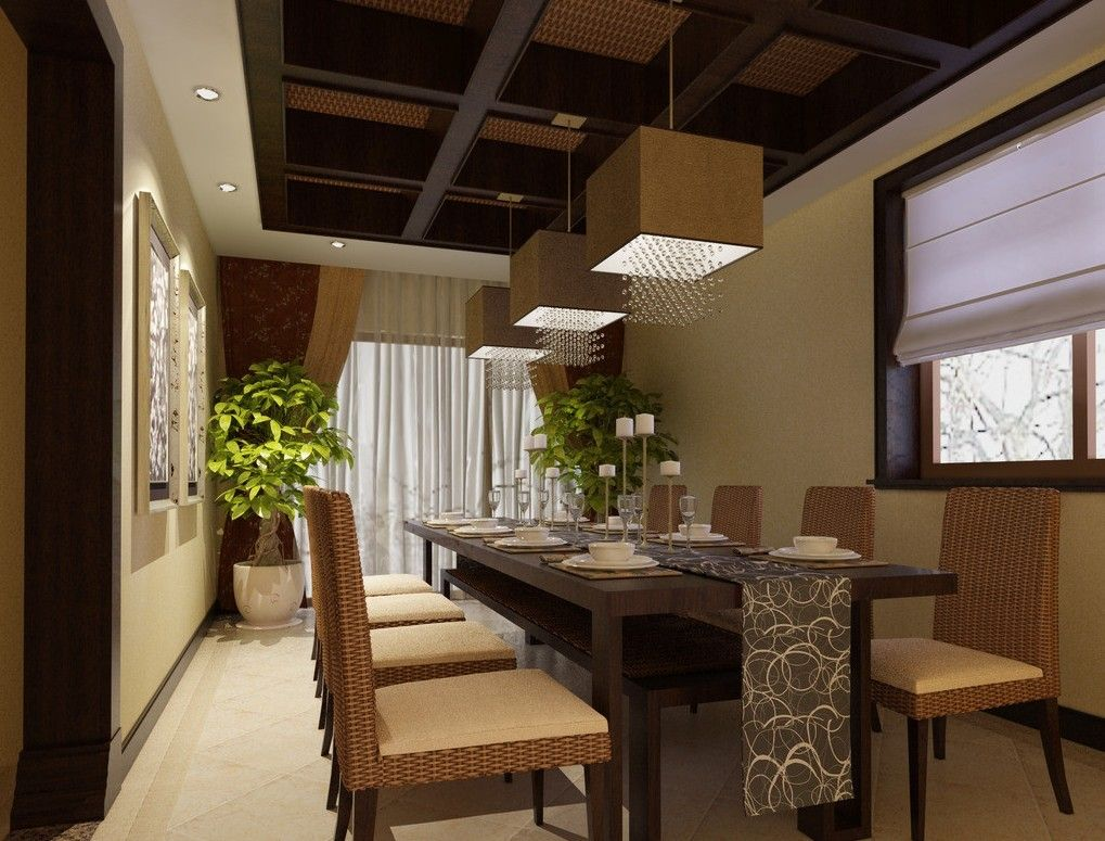 Contemporary Dining Room Designs. Modern Home Surrounded By Nature In  Vancouver, Canada | Alphaville
