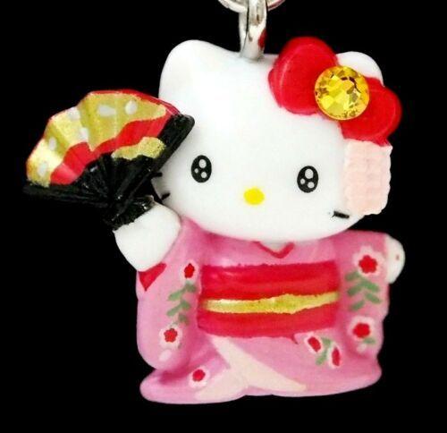 Hello Kitty X Kyoto Kimono Lady Swarovski Elements
