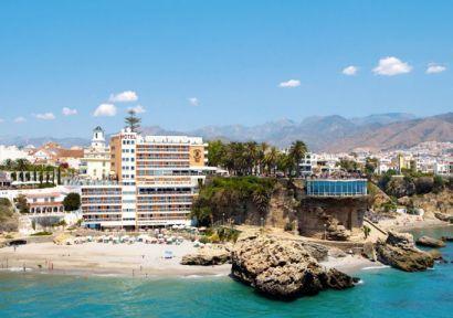 Balcon De Europa Nerja European Travel Spain Malaga