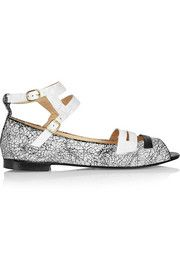 My SuellyOlympe leather sandals