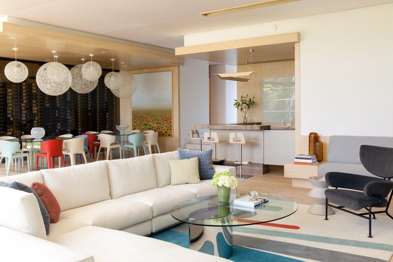 Toulon Residence By Studio William Hefner Contemporary Living Room Interior Design Interior