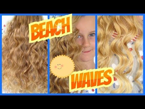 beach waves leichte wellen haarband locken ohne wickler ohne hitze ber nacht youtube. Black Bedroom Furniture Sets. Home Design Ideas