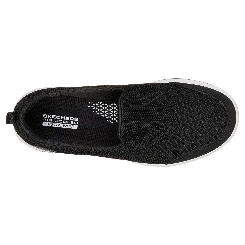 Skechers Go Walk 3 Creation Shoes Women/'s Walking Goga plus Ballerina