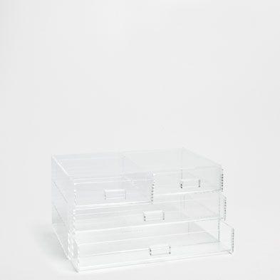 Box mit Schubladen | Make-up Box | Aufbewahrung | Für Sie - Valentine's Day | Zara Home Österreich