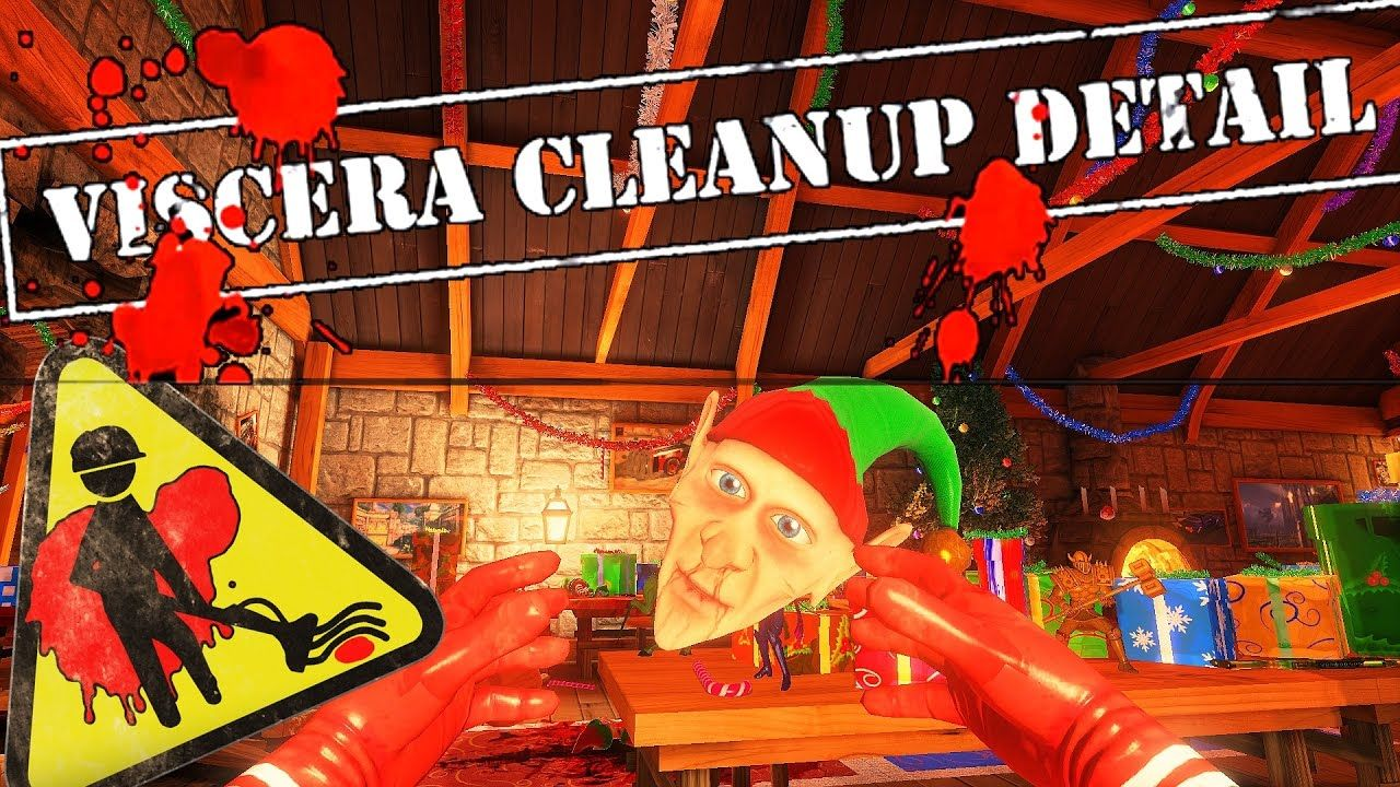 Viscera Cleanup Detail -  Santa's Rampage!!