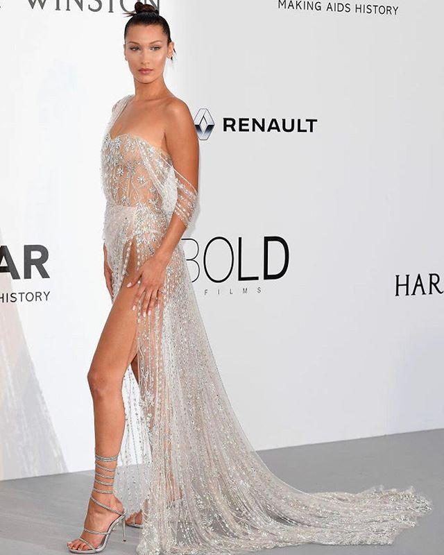Hey @BellaHadid Can I Raid Your Closet? Specifically This Dress? LMK! Via