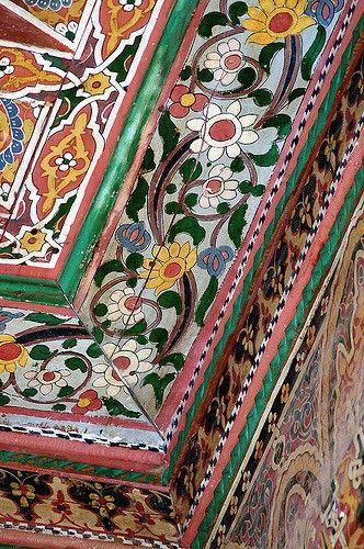 Painting Декор Арабески и Марокко