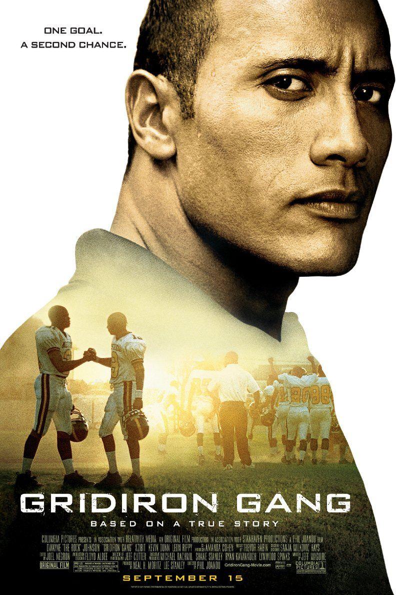 Gridiron gang 2006 football movies best football