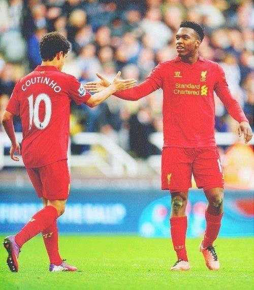 Sturridge and Coutinho
