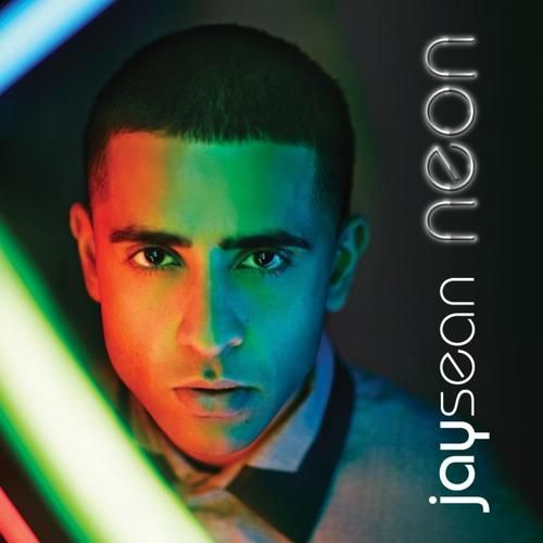 Jay Sean, NEON album art. Styling - Michael Fisher / Starworks Artists