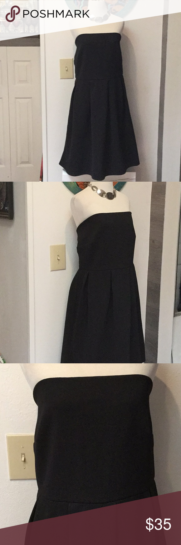 Lane Bryant Black Backless Dress Size 14 16 Black Backless Dress Backless Dress Size 14 Dresses [ 1740 x 580 Pixel ]
