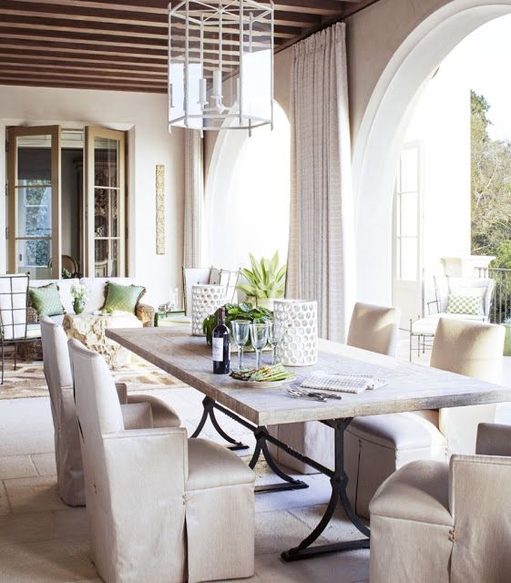 Splendid Sass: RICHARD HALLBERG ~ DESIGN IN MONTECITO