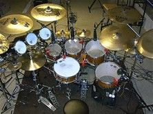 Monster Drum Set
