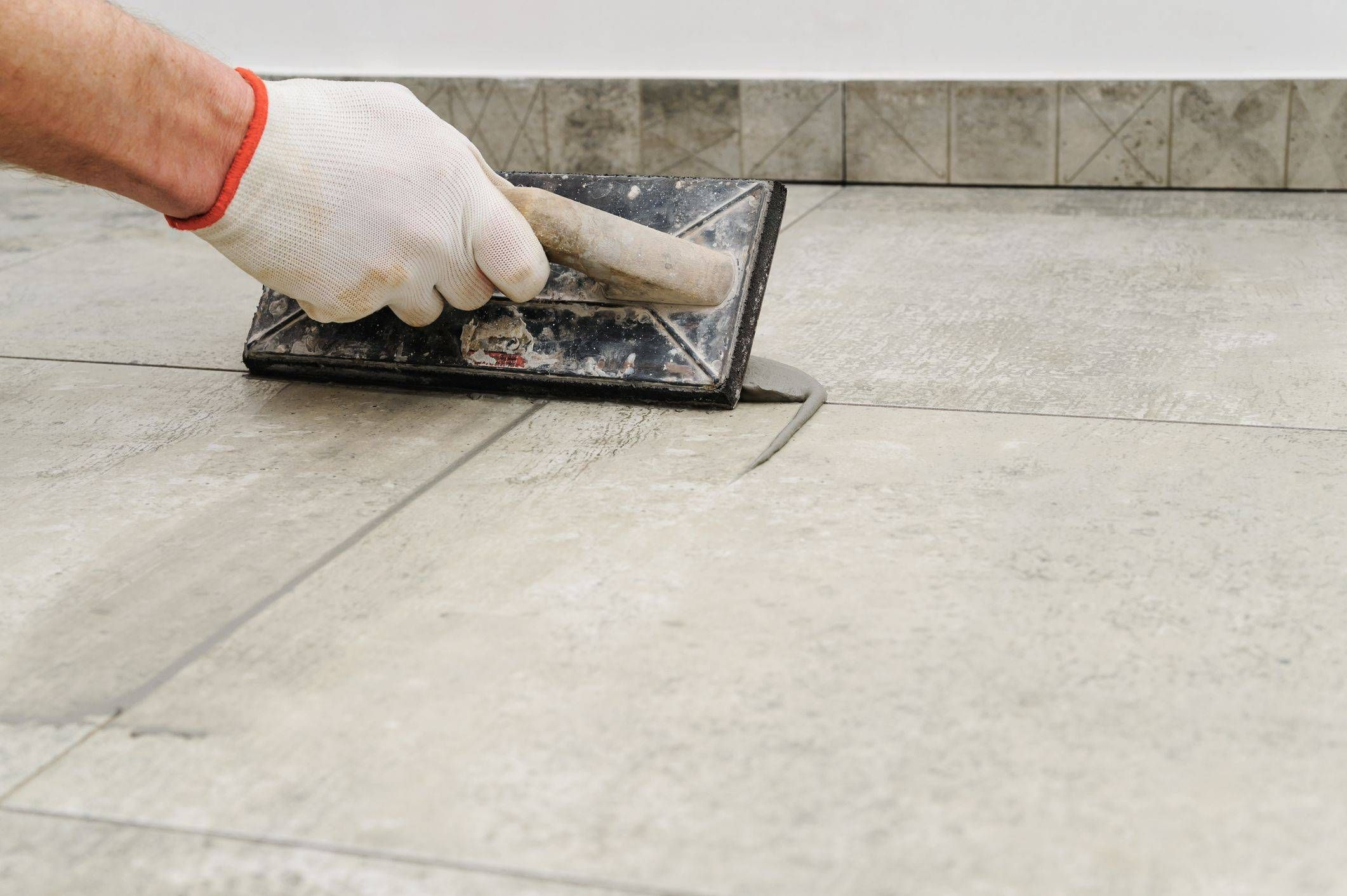Sealing Grout On Tile Floors (With images) Unsanded
