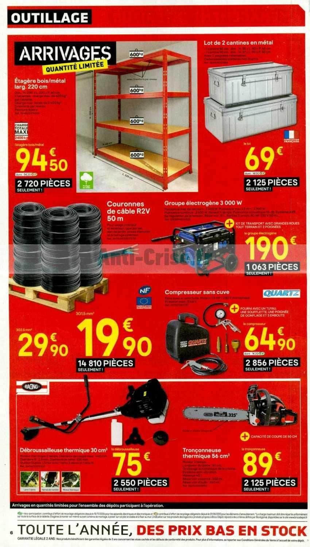 Catalogue Brico Depot Du 17 Au 31 Janvier 2020 Catalogues Promos Bons Plans Economisez Anti Crise Fr Catalogue Depot Budget Courses