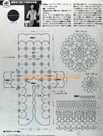 Crochê Gráficos: Casaco de crochê