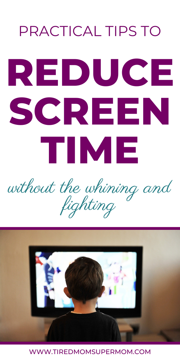 Photo of Parenting advice for limiting daily screen time. Whether it is a cell phone, a t…