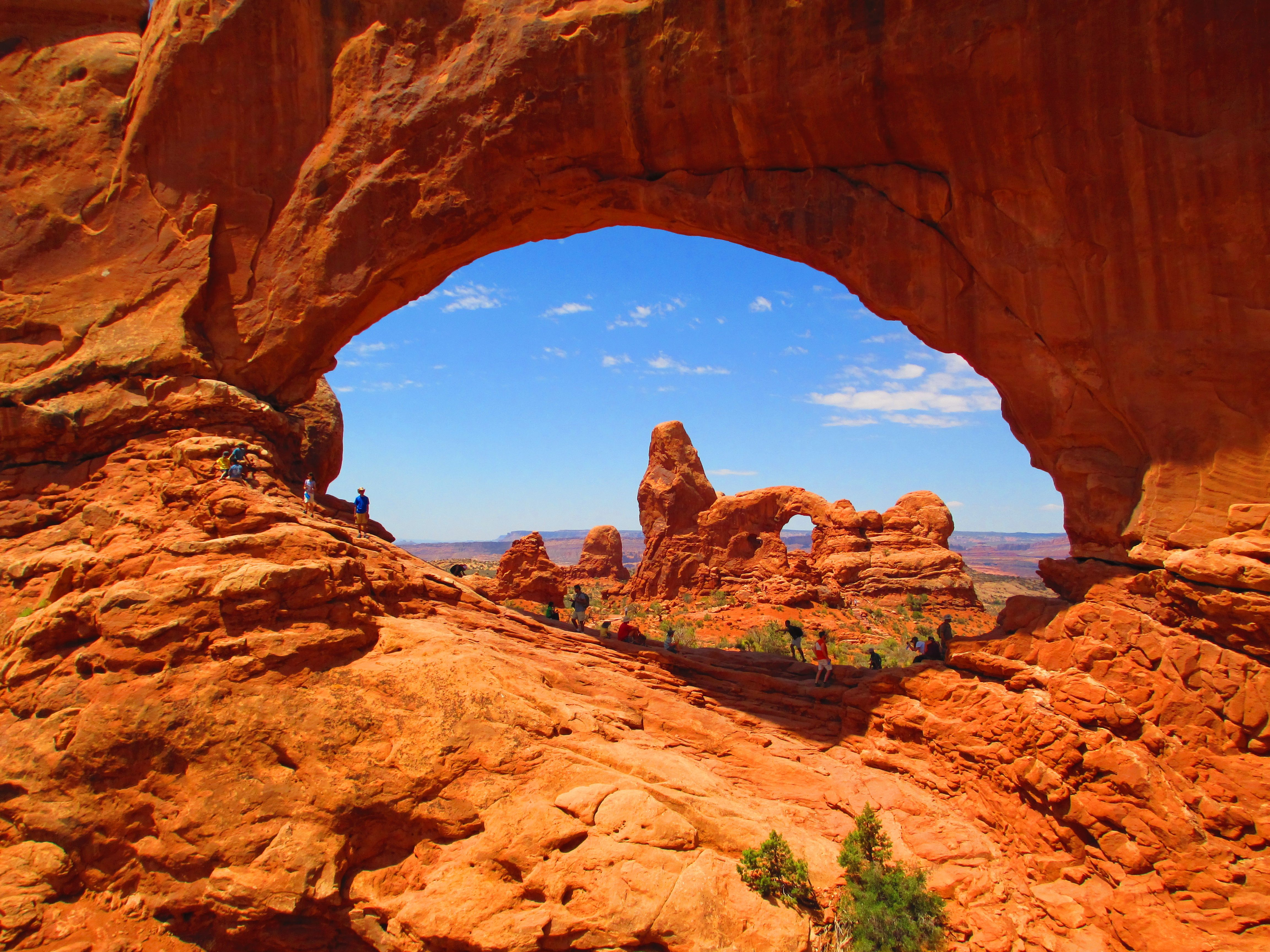 windows nort National parks, Monument valley, Nature