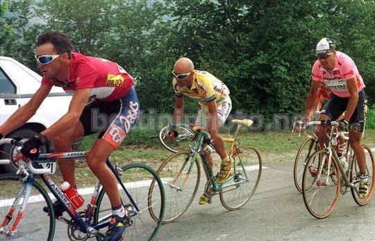 asics ciclismo uomo