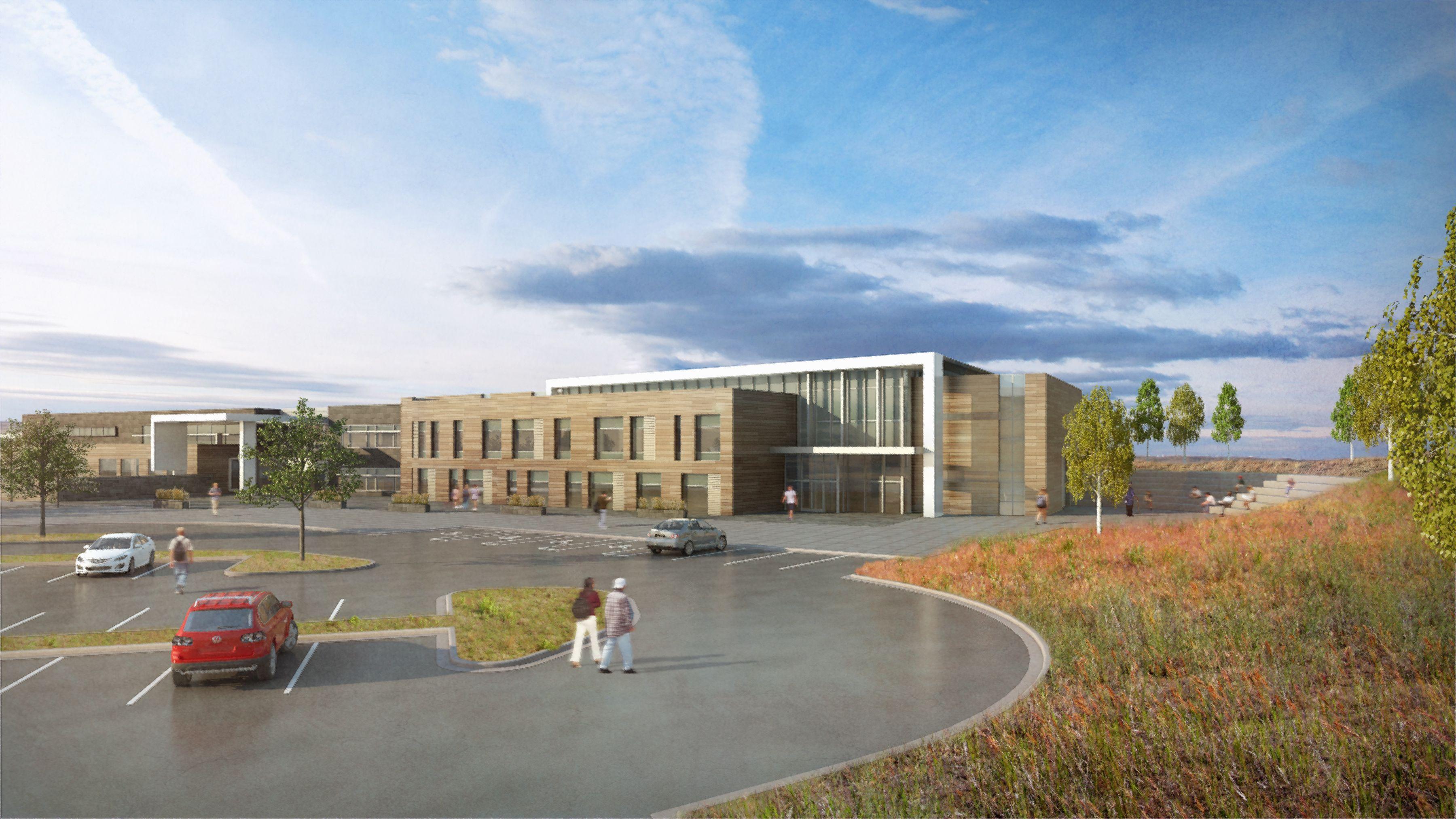 New High School Campus for Natrona County Schools in Casper, WY ...