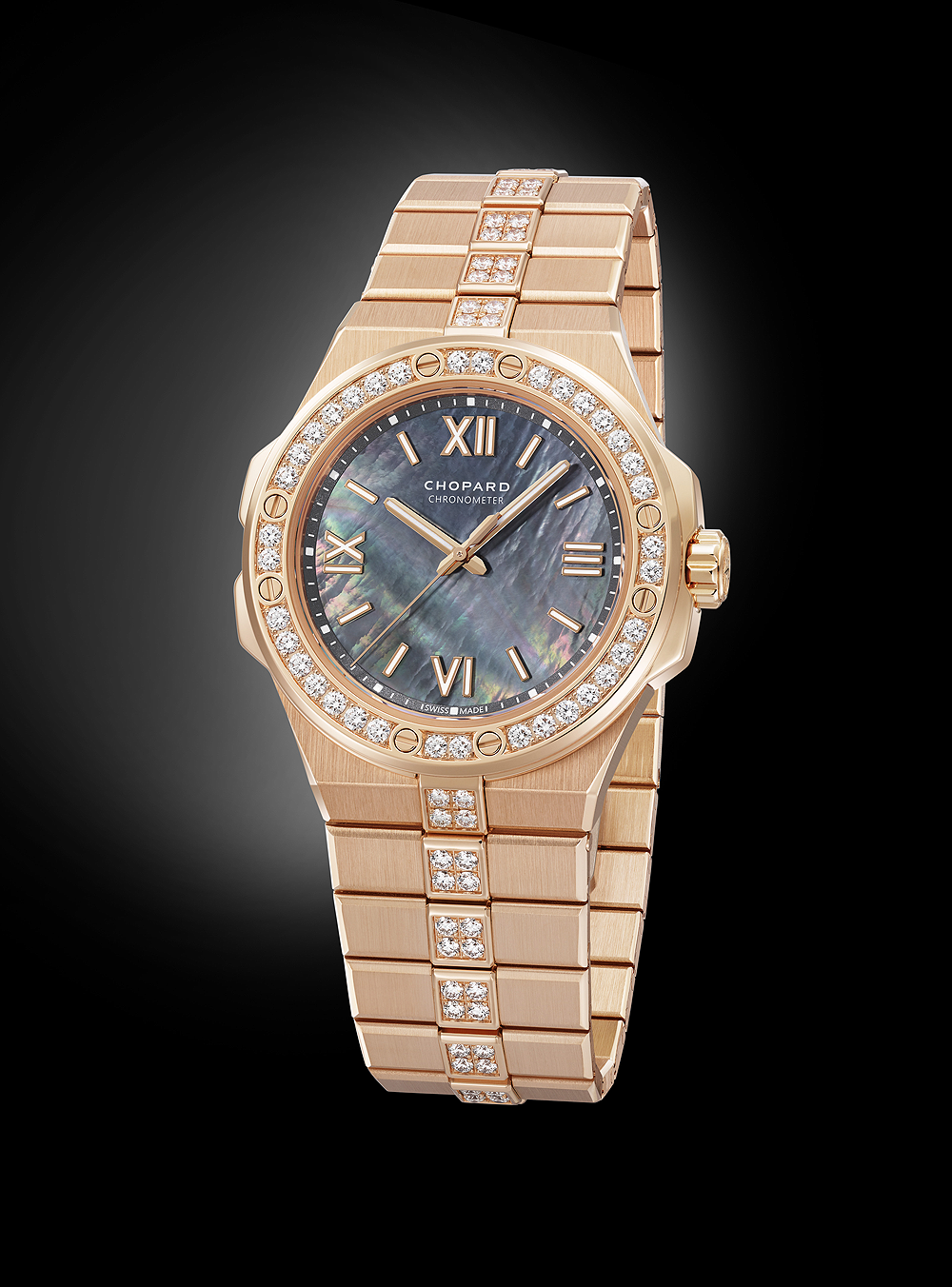 The Eagle Has Landed Chopard Launches New Alpine Eagle Collection Chopard Chopard Watch Eagle Watch