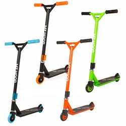 My Hood Trick Løbehjul 6.0 er et super flot Trick løbehjul høj kvalitet. Det er perfekt til Freestyle og til at køre på ramper.