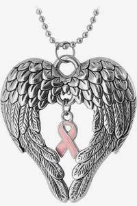 heart angel cancer awareness