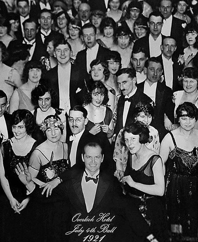 Overlook Hotel, July 4th Ball, 1921🤵🏻🍾Most scariest end