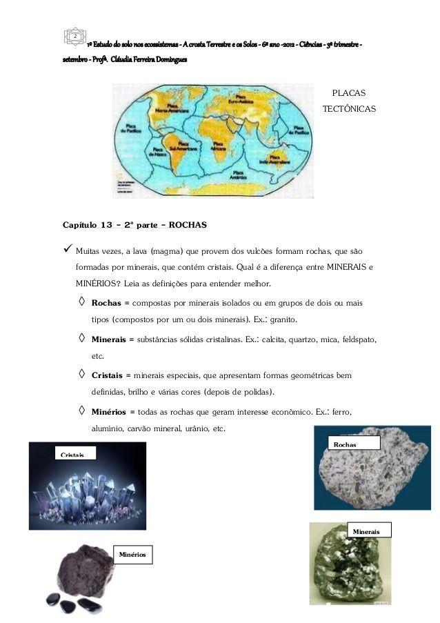 Pin De Maria Raissa Em Estudo Ecossistemas Estudos Crosta