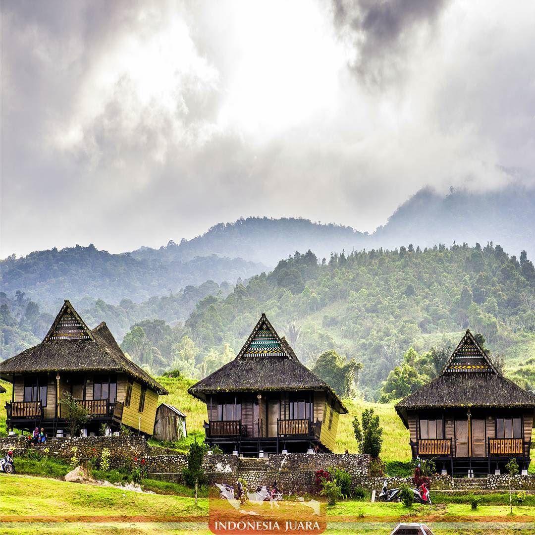 Keunikan Rumah Adat Sumatera Utara