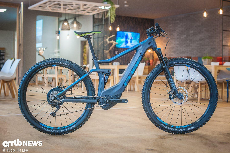 Cube E Bike Neuheiten 2018 Alle E Mountainbikes In Der Ubersicht E Bike Neuheiten Mountainbike E Bike