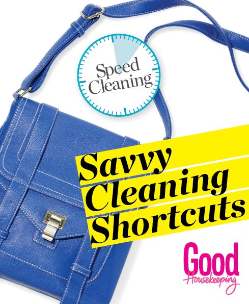Savvy Cleaning Short Cuts #cleaning