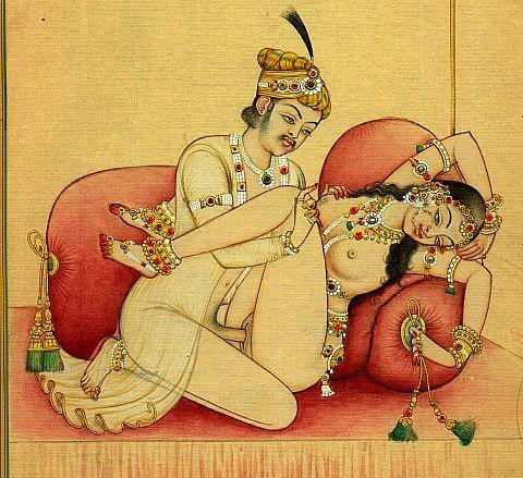 Порно видео в древней индии