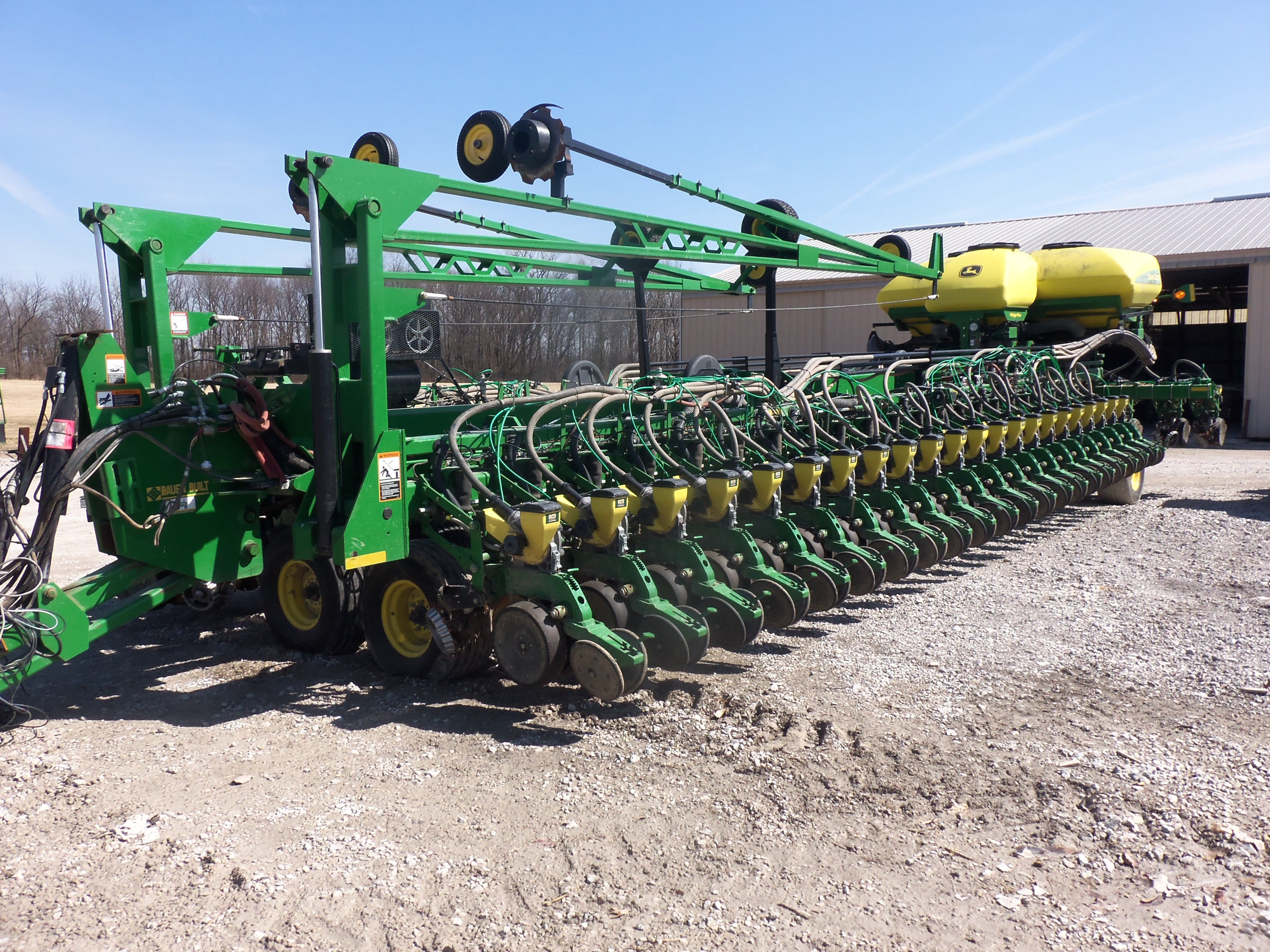 54 Row 2012 John Deere Db90 This Is The Largest Corn Planter I Have