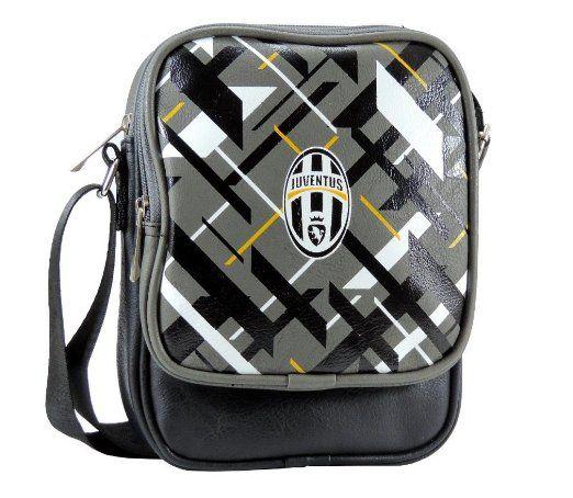 Borsello borsa uomo squadra calcio JUVENTUS F.C borsa Porta tablet EURO 25,90