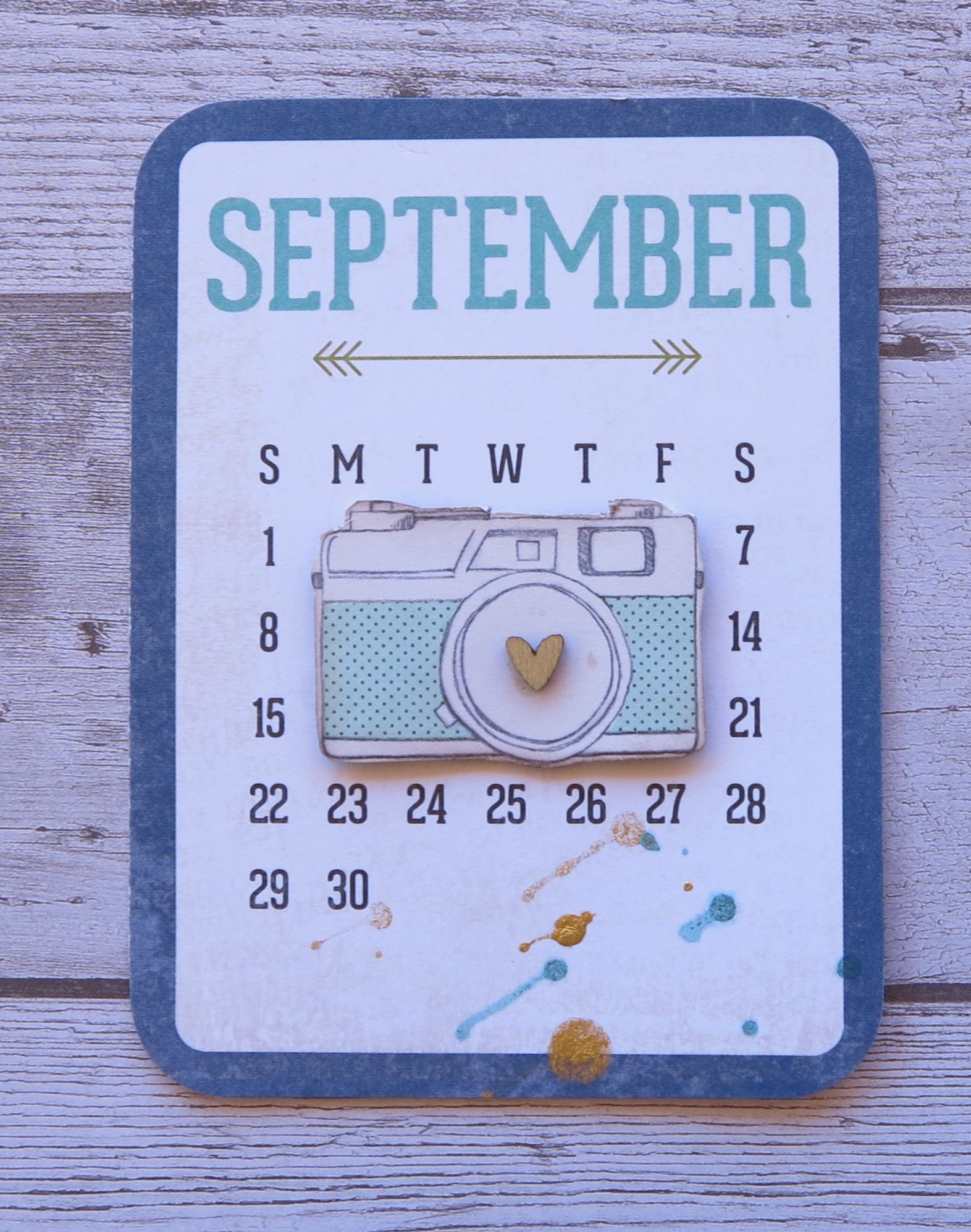 Project life card.. love this camera idea - use the On Film Framelits for this! #stampinup #onfilm #framelits