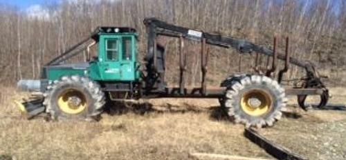 Pin by Heavy Equipment Registry on Forestry Equipment | Heavy